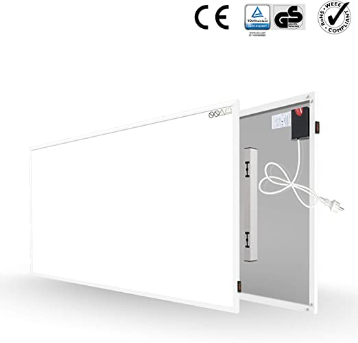 Fern Infrarotheizung Heizplatte Smart WIFI Thermostat Elektroheizung Wandheizung