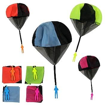 Los Colores Villaviv Peques 4x Vienen En De Paracaidista 4 Juguetes Clasico Para zUpSMVqG