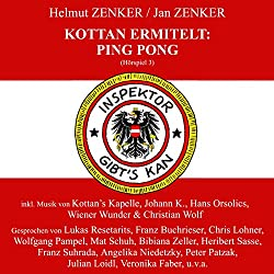 Ping Pong (Kottan ermittelt - Hörspiel 3)