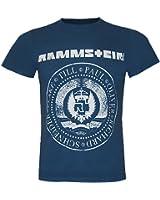 """Rammstein T-Shirt """"EST. 1994"""" - navy"""