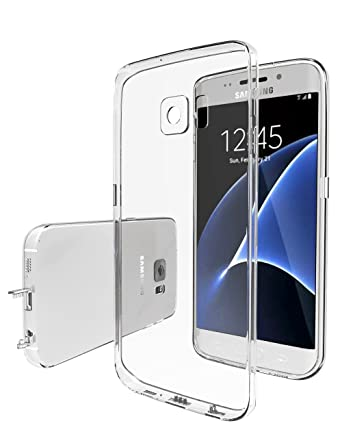 samsung s7 phone case clear
