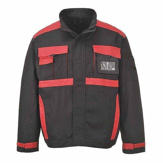 Regular Black Size Small Portwest S534BKRS Security Jacket