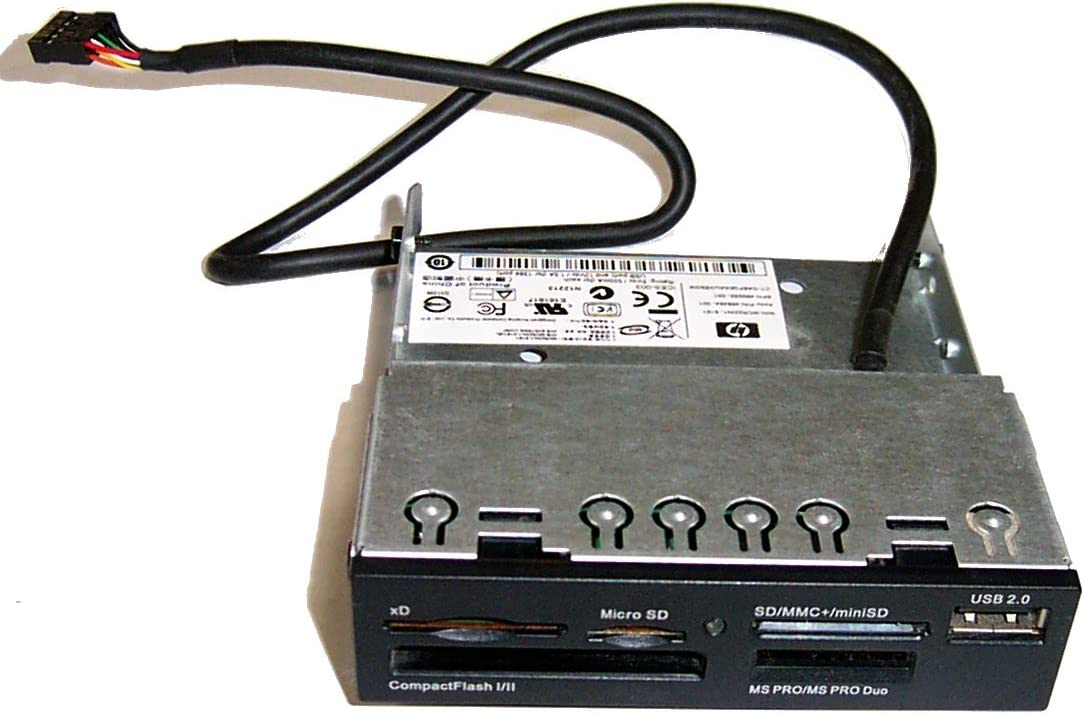 HP Compaq DX2400 Microtower USB Multimedia Card Reader- 468494-001