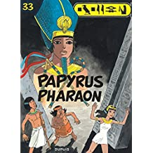 Papyrus 33 : Papyrus pharaon