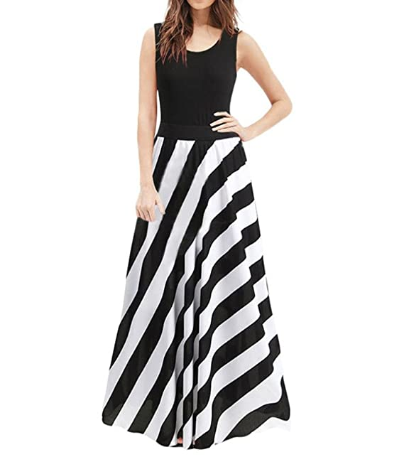 Vectry Kleider Damen, Kleid Brautjungfernkleid Petticoat Lange Kleid Sommer  Jumpsuit Kurz Ballkleid Kleiderbügel Lange Damenkleider 5c7abcf919