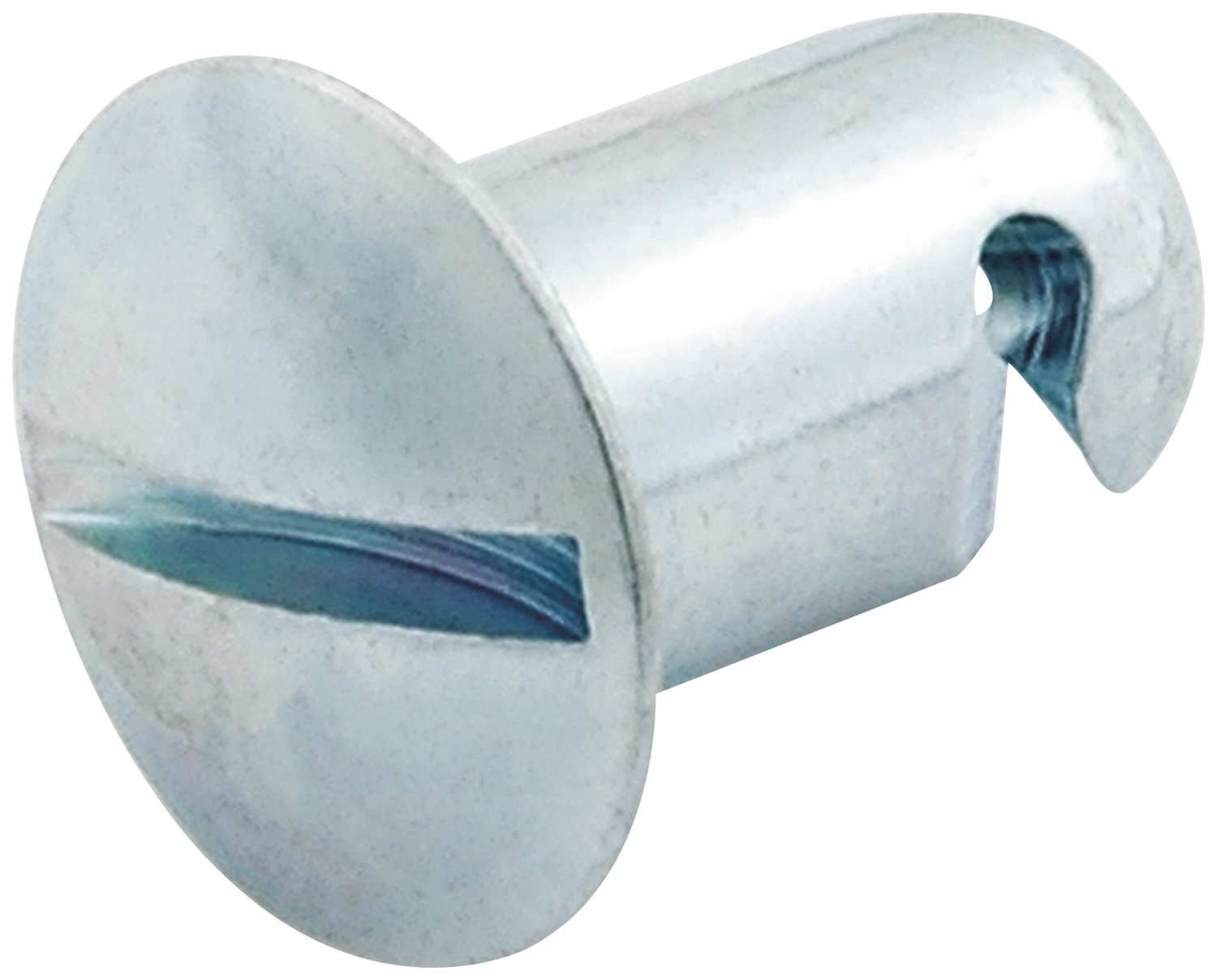 Pack of 10 Allstar Performance ALL19230 0.550 Long Steel Quick Turn Oval Head Button,