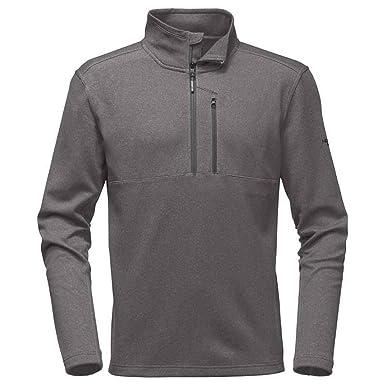 1d21e606d The North Face Bi-Stretch Twill Full Zip Jacket (Mens) - Dark Grey ...