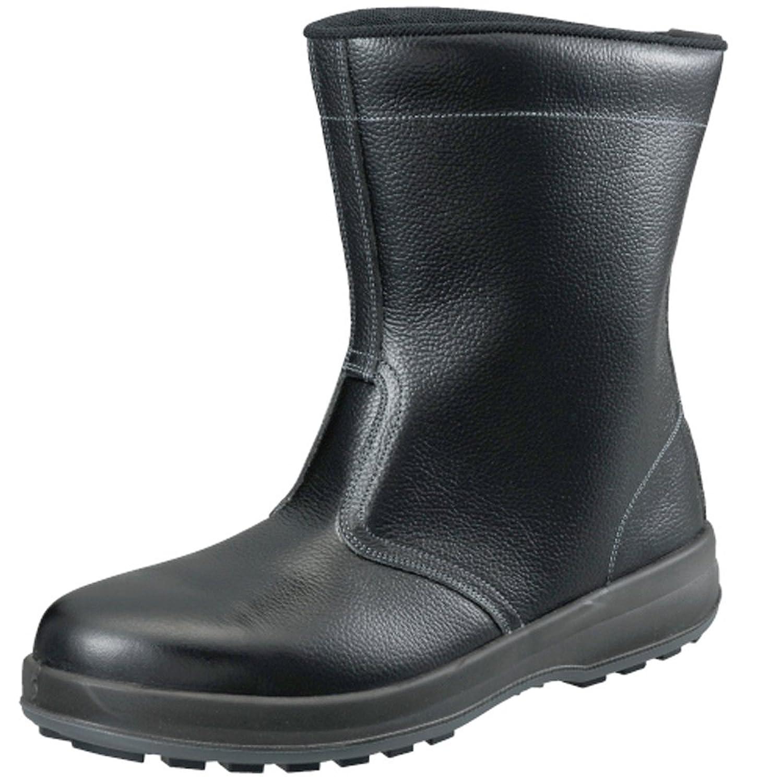 【WS44】半長靴 もっと歩きたくなる安全靴  ミッドソールには加水分解しないSX高機能樹脂 B075Z7MLXF 27.0 cm