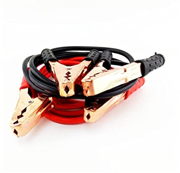 Excellent 3 6 Meters Car Fire Wire Battery Clamp Pure Copper Wire Thick Bold Wiring Digital Resources Funapmognl