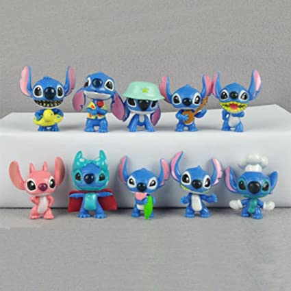 Amazon.com: Lilo And Stitch Angel Family Girlfriend Cartoon ...