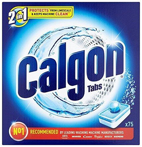25 opinioni per Calgon Pastiglie Anticalcare 2 in 1, 75 Tabs