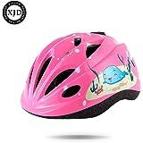 XJD ヘルメット こども用 キッズヘルメット 幼児 軽量 頭囲50cm~56cm未満 自転車 通学 スキー スケートボードなど適用 スポーツヘルメット