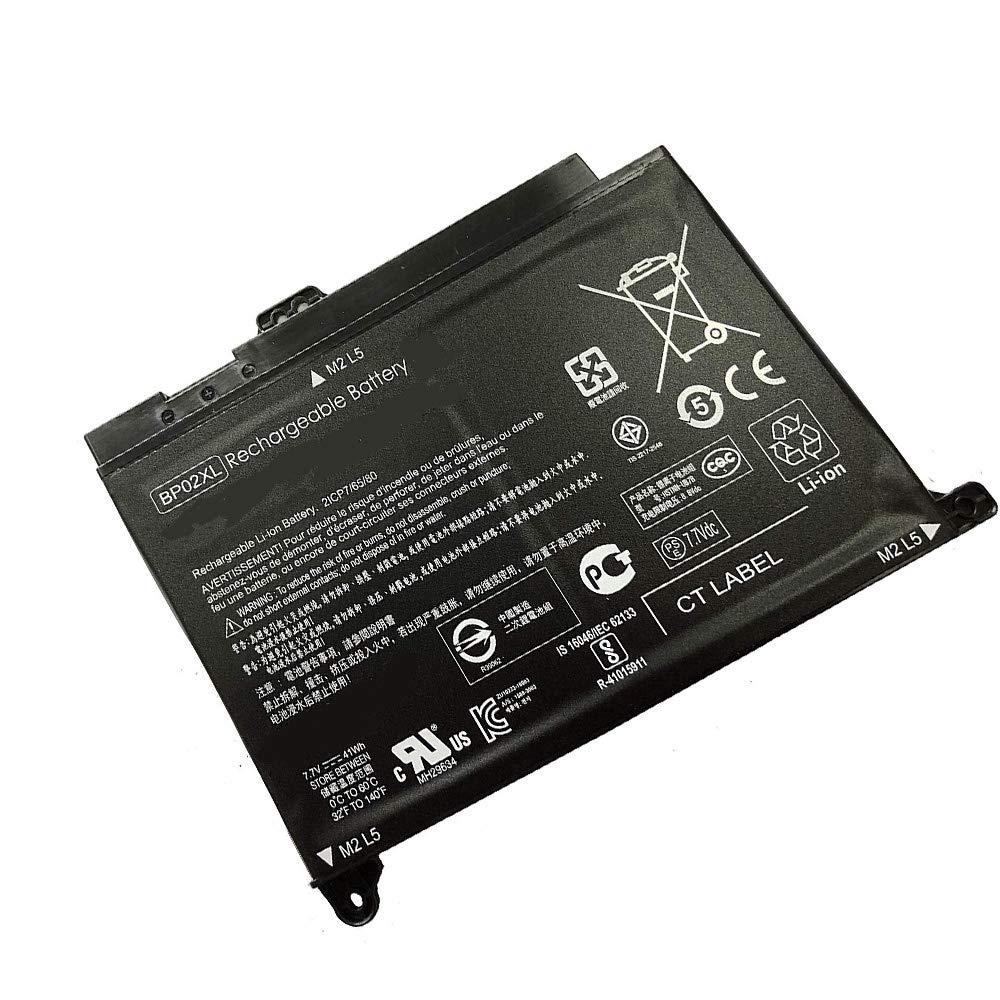 Bateria 7.7V 41Wh BP02XL HP Pavilion PC 15 AU010WM AU018WM S