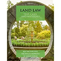 Land Law: Text, Cases & Materials (Text, Cases, and Materials) - 4th Edition