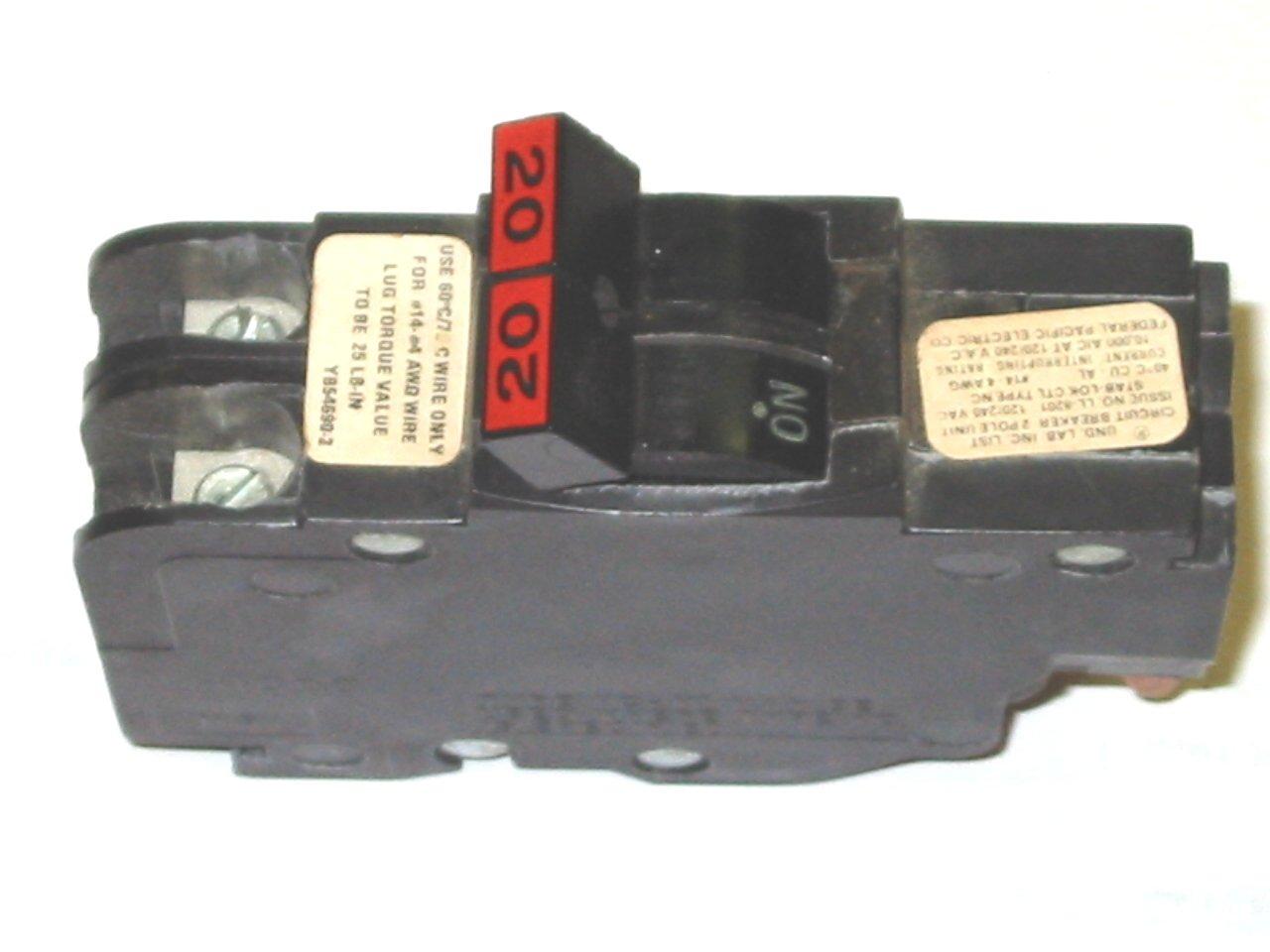 Federal Pacific Fuse Box Parts Wiring Diagrams 100 Amp In Breaker Farmtrac 60 Diagram Block