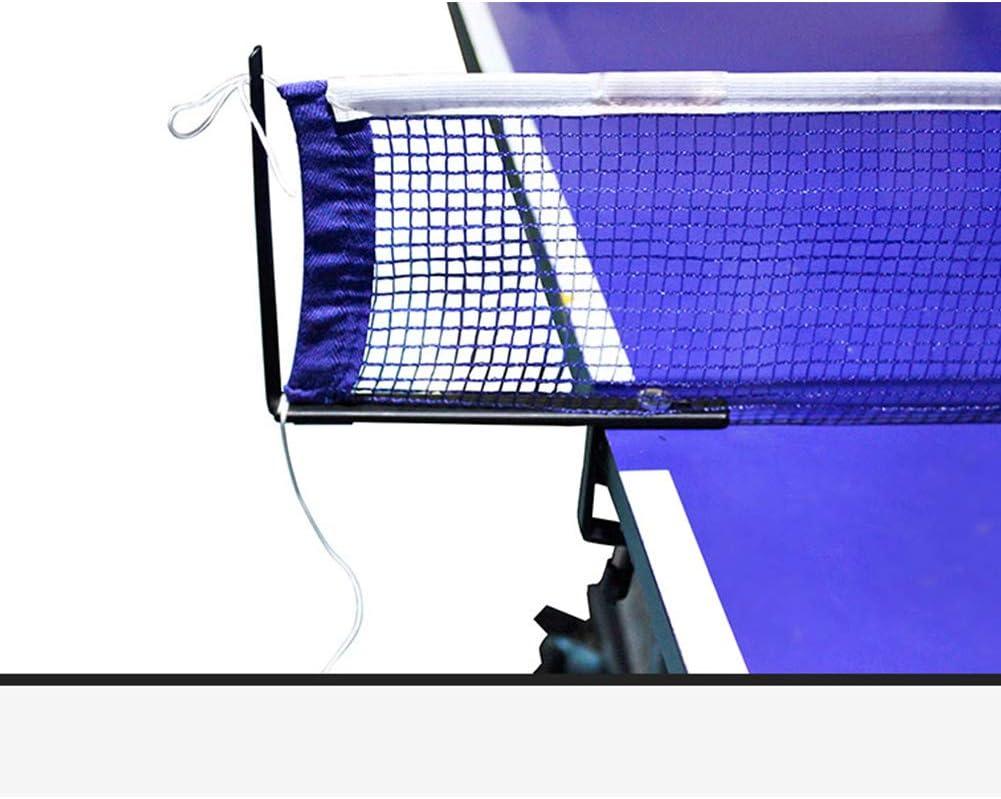 Reemplazo de Red de Ping Pong port/átil Senston Red de Tenis de Mesa retr/áctil Red de Accesorios de Ping Pong para Cualquier Mesa