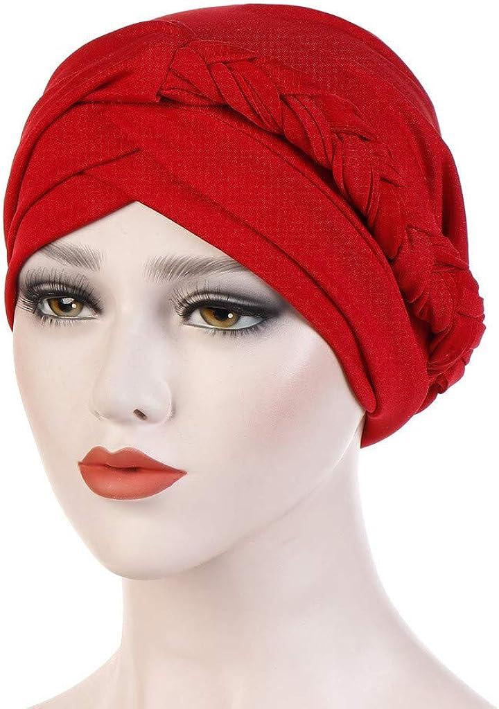 WoCoo Women Muslim Hat...