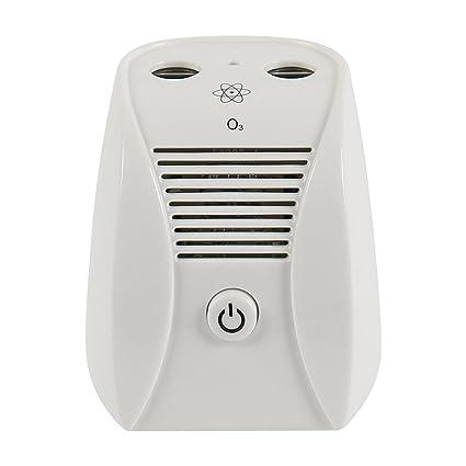 Ionic y ozono purificador de aire, ep202 eficaz Mini hogar olor absorción y Desodorizador con