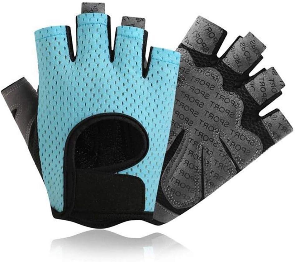 EE/_ DV/_ Outdoor Cycling Waterproof Anti-slip Half Fingers Gloves Hands Protector