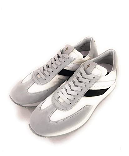 Cesare Paciotti 4US,Sneakers Uomo,Bianco (41): Amazon.it