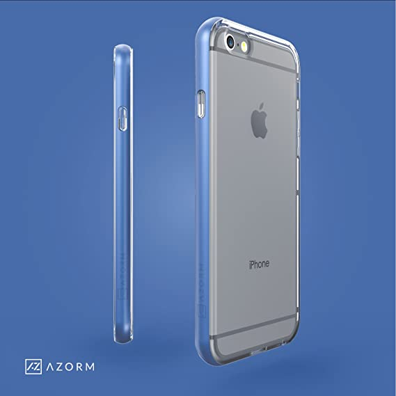 coque iphone 7 hybrid gris by azorm