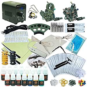 1tattooworld professional tattoo kit 2 tattoo for Cheap tattoo kits amazon