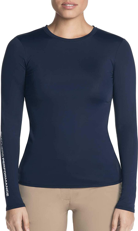 [スケッチャーズ] レディース シャツ Skechers Women's Go Golf Long Sleeve Bas [並行輸入品]   B07JZ5SN57