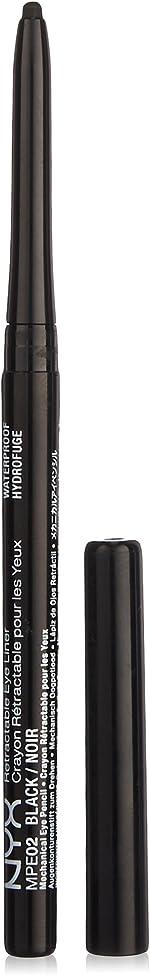 NYX PROFESSIONAL MAKEUP Mechanical Eye Pencil, Eyeliner Pencil, Black
