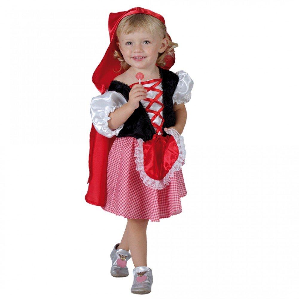 Fyasa Fyasa706032-T00 - Disfraz de Caperucita Roja, pequeño, Color ...
