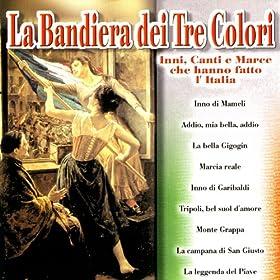 Amazon.com: La Bandiera Dei Tre Colori: Banda Militare E