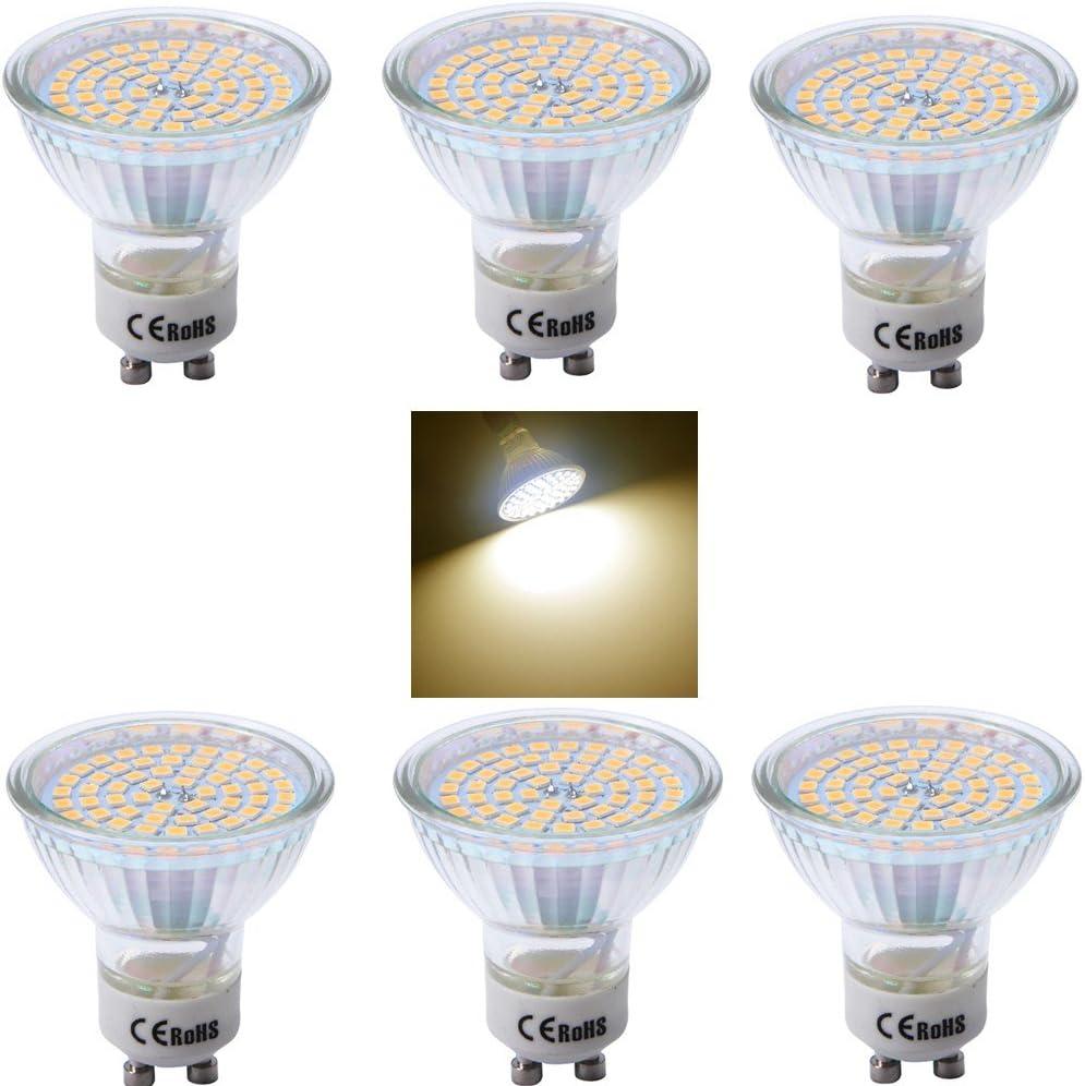 Ampoules DEL e27 5 W 450 lm Bon état 3000 Kelvin Ø 5,5 cm Pour Plafonnier