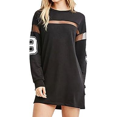 Shirt kleid lange arme