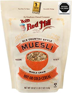 product image for Bob's Red Mill Old Country Style Muesli Cereal, 18 Ounce (Pack of 1)