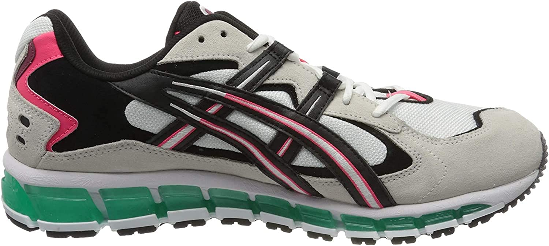 Asics Gel-Kayano 5 360, Running Shoe Mens, White/Cream, 46 EU ...