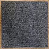 Carpet Tiles Self Stick 12'' (72 Sq. Ft.) Charcoal Gray