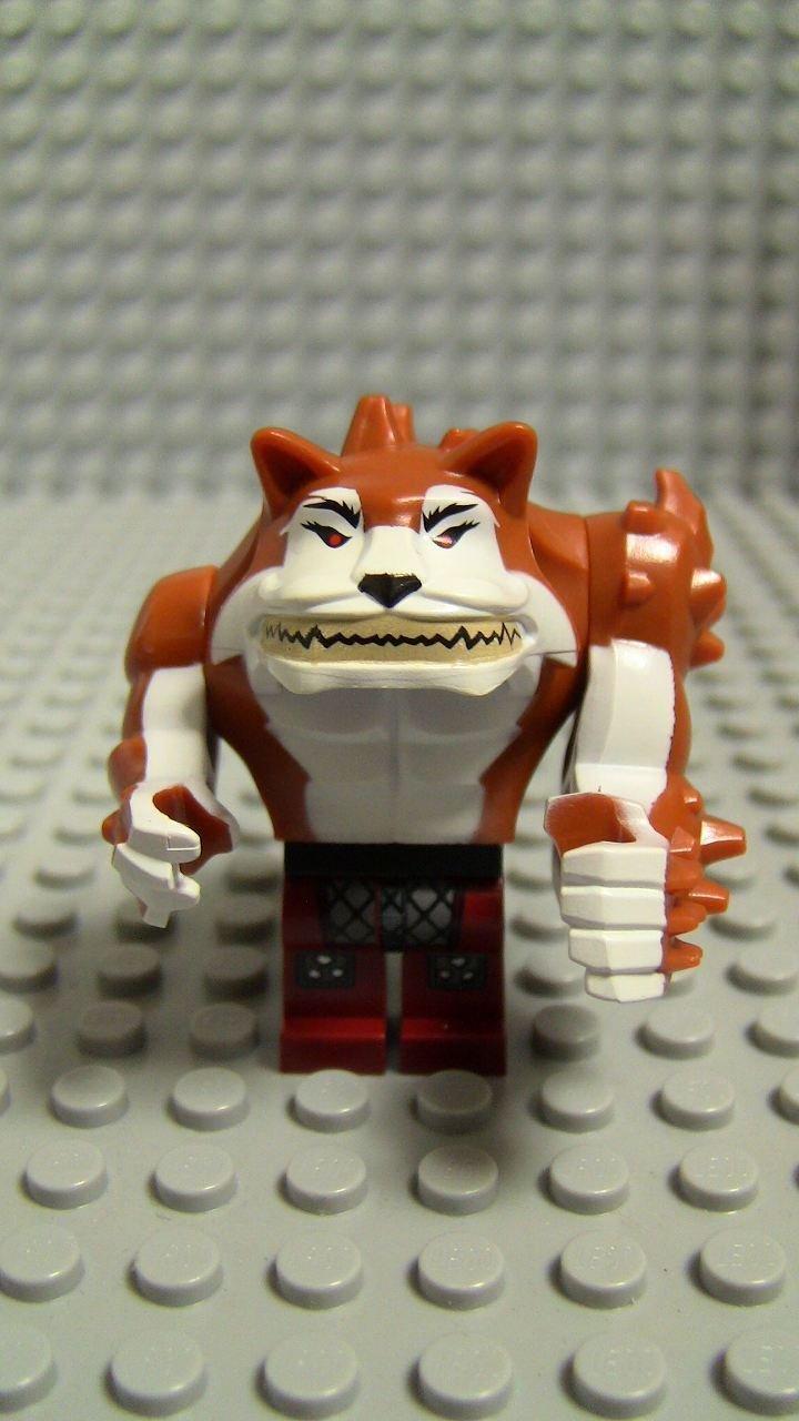 Lego Teenage Mutant Ninja Turtles Dogpound Minifigure by LEGO
