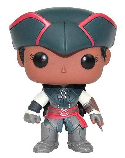 Amazon.com: Funko POP. Assassins Creed 3 Liberation Aveline ...