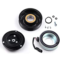 AC COMPRESSOR CLUTCH KIT PULLEY COIL PLATE FITS 2011-2013 Toyota Highlander