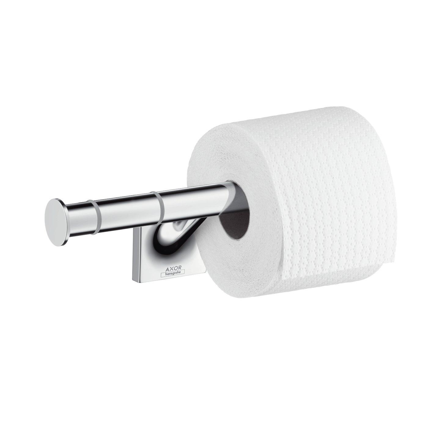 AXOR Axor 42736000 Starck Organic Toilet Paper Holder Chrome