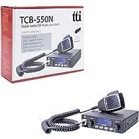 CB Radio TTI TCB de 550 con ASQ