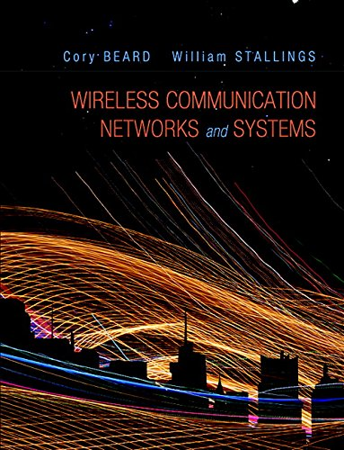 Wireless Communication Networks and