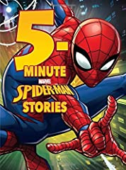 New York's favorite spider Super Hero is back to battle his biggest villains yet! Each of these twelve stories is the perfect length for reading aloud in about five minutes, making great quick reads. This treasury not only contains old...