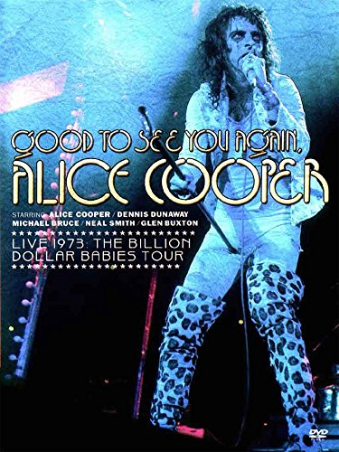Alice Cooper - Good To See You - See Good