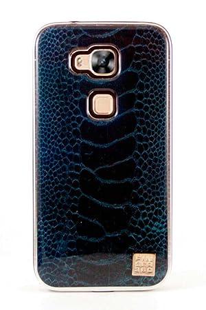 Finger 360 Carcasa Huawei G8 Aluminio y Resina Negro: Amazon ...