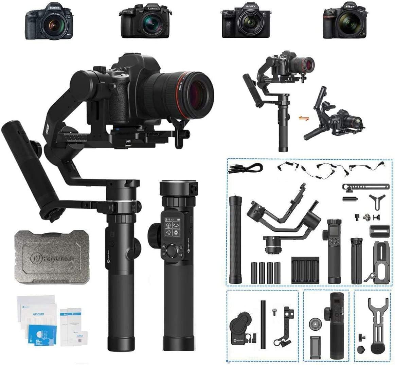 Feiyutech Ak4500 3 Axis Stabilized Handheld Gimbal For Kamera