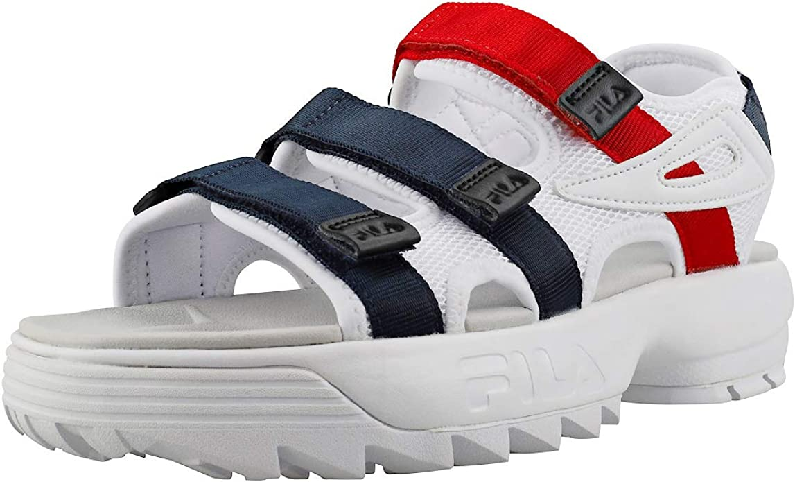 Fila Disruptor Sandals: Amazon.co.uk