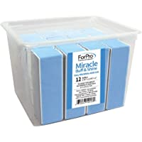 For Pro Miracle Buff & Shine Block, 12 Count