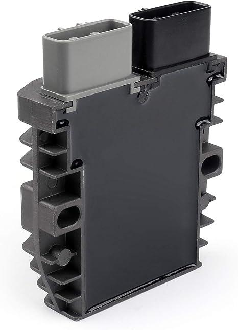 rectificador regulador de voltaje para Benelli BJ600GS BN//TNT 300 CF Moto UFORCE 500 CC 12 V Artudatech Regulador de voltaje para motocicleta