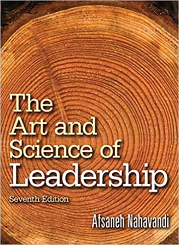 The art and science of leadership 7th edition afsaneh nahavandi the art and science of leadership 7th edition afsaneh nahavandi 9780133546767 amazon books fandeluxe Image collections
