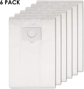 Aliddle Sears Genuine 6-Pack Кеnmоrе Vacuum Cleaner Bags for Type QC, Compatible with 5055, 53292